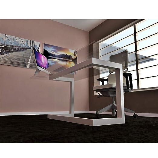 Domine Design -Mesa de despacho Moderno | diseño | Acero ...