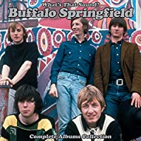 Buffalo Springfield Complete Albums Vinyl Collection