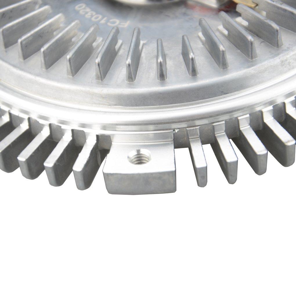 SRL Ventilador Viscoso embrague Grand Cherokee WJ 4.0L libertad 4.7l /2004//Cherokee /2007 KJ 3.7L 2002/ 3.1td 1999/