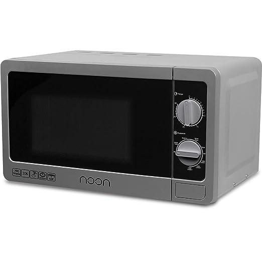 Noon nmo220g microondas GRILL Noon 800 W, Capacidad 20L ...