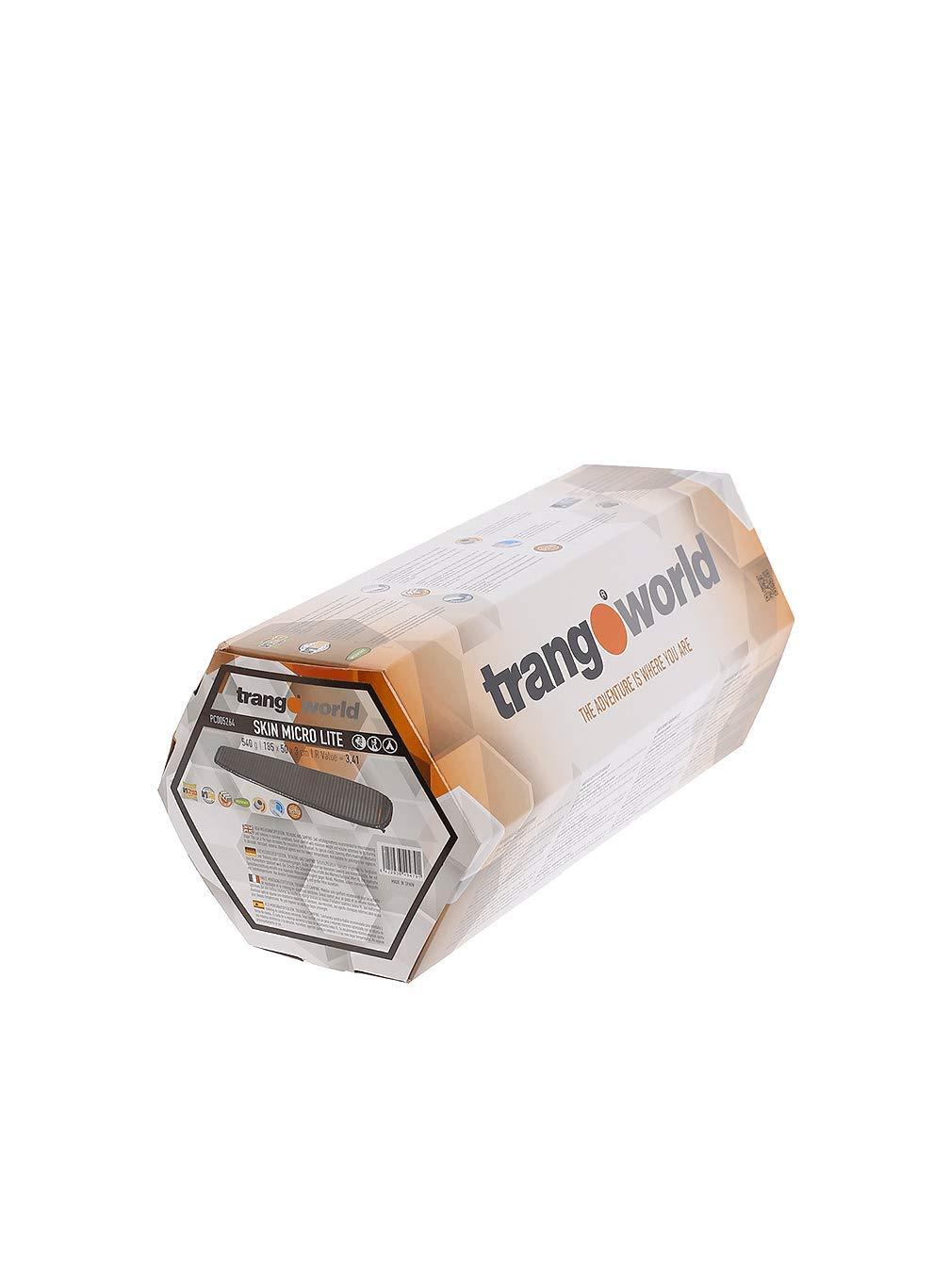 Antracita Unisex Talla /única Trangoworld PC005264 Colchoneta