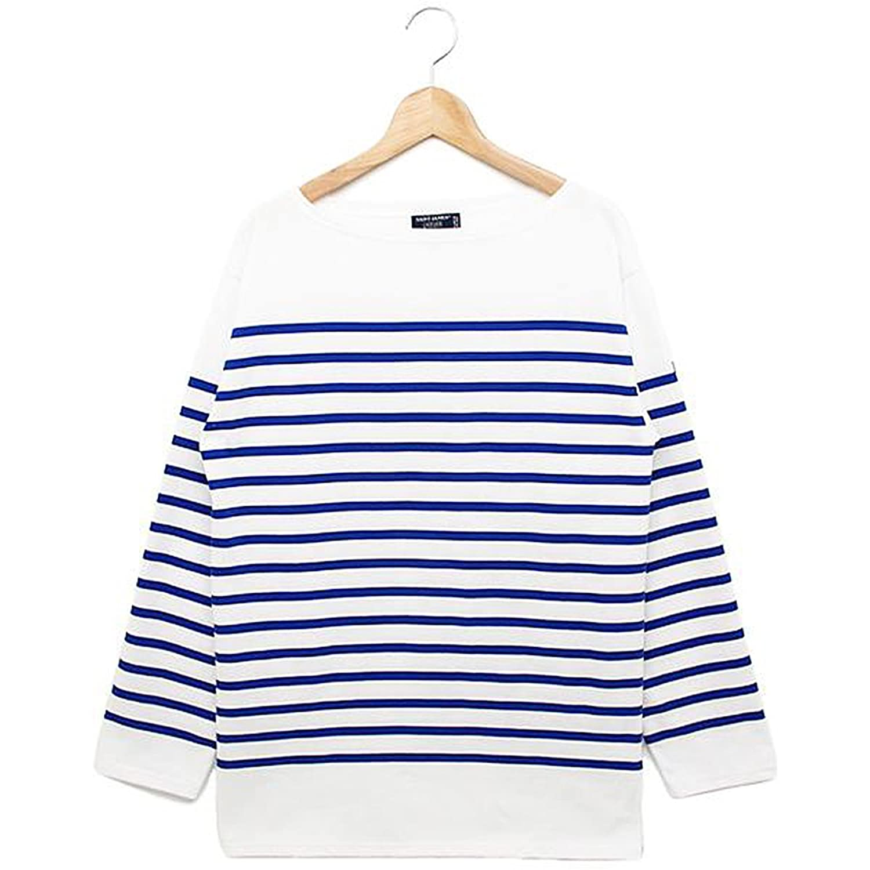 SAINT JAMES(セントジェームス) バスクシャツ ナヴァル 画像1