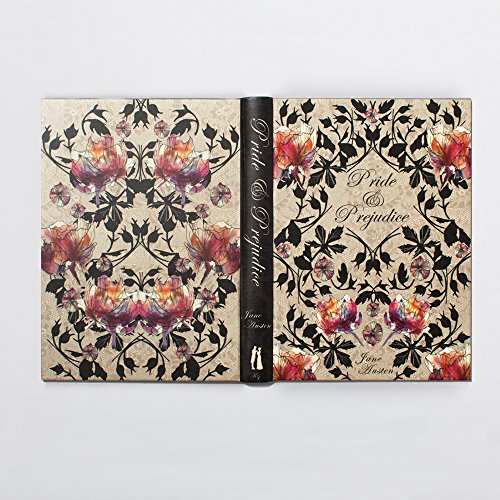 Classic Book Cover For Kindle Paperwhite : Pride and prejudice kindle case classic book cover range