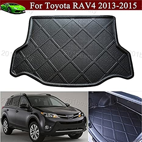 Car Boot Pad Liner Cargo Mat Tray Trunk Floor Protector Mat for Ford Edge 2015 2016 2017 2018 2019 2020