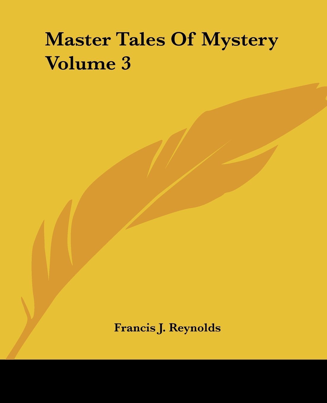 Read Online Master Tales Of Mystery Volume 3 pdf