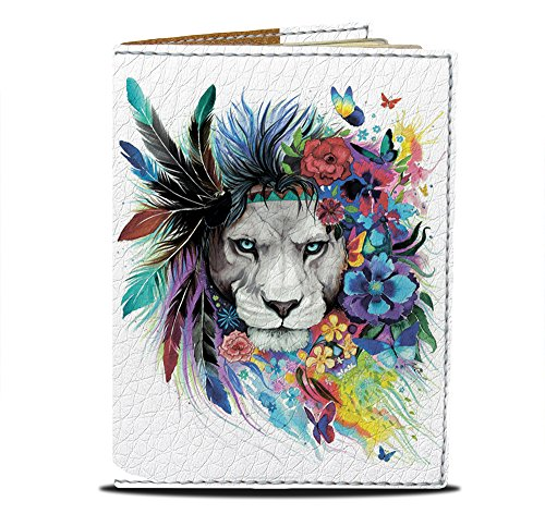 13-designes-cute-passport-cover-vegan-leather-case-holder-for-man-woman-by-fastoni-indian-lion-with-