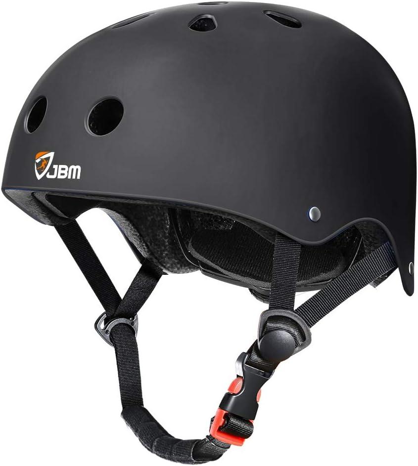 Best Scooter Helmets: JBM Skateboard Helmet