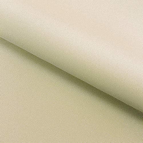 Novely Oxford 210d 05 Creme Fest Gewebtes Polyester Stoff Wasserabweisend Robust Anschmiegsam Und Nachgiebig Meterware Segeltuch