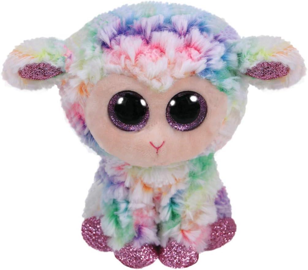 TY – Beanie boo S – peluche de la oveja Daffodil , color/modelo surtido: Amazon.es: Juguetes y juegos