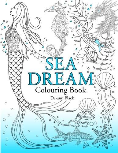 Sea Dream Colouring Book