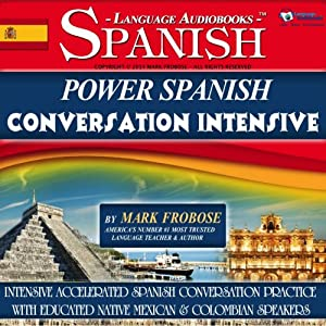 Power Spanish Conversation Intensive Speech
