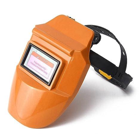 sansido Pro Solar Auto oscurecimiento soldadura casco arco Tig Mig máscara de molienda máscara de soldador