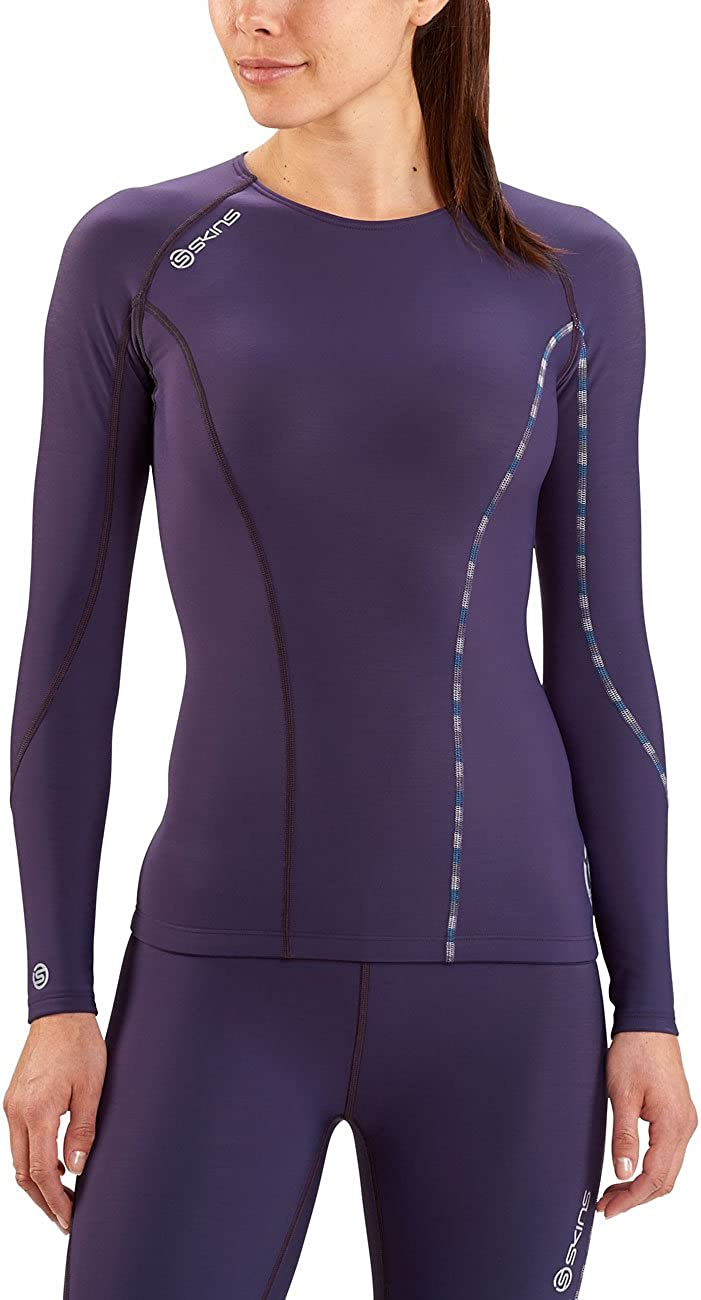 Image of Skins Women's DNAmic Thermal Long Sleeve Compression Top