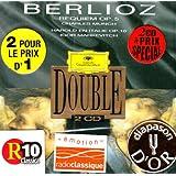 """Berlioz : Requiem op.5 """"Messe des morts"""" / Harold en Italie (Coffret 2 CD)"""