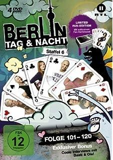 berlin tag nacht staffel 06 folge 101 120 limited - Bewerbung Berlin Tag Und Nacht