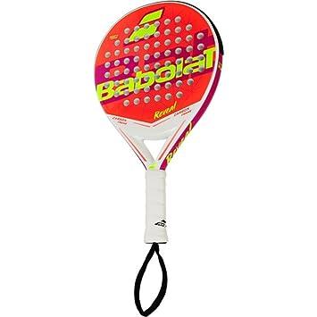 Babolat Raqueta de padel Reveal 2017 Morado Rosa - Padel Tenis: Amazon.es: Deportes y aire libre