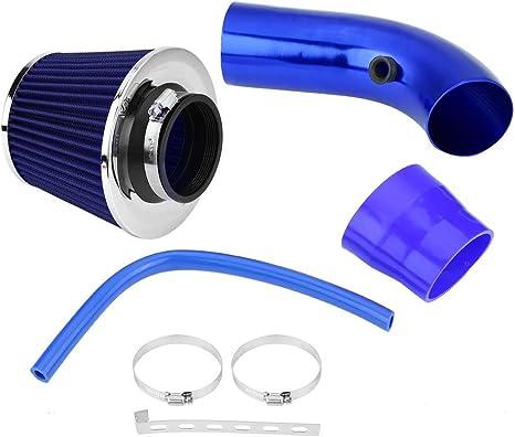 Kit universale di conversione aspirazione aria fredda motore aria fredda auto kit conversione aspirazione aria fredda tubo di alluminio