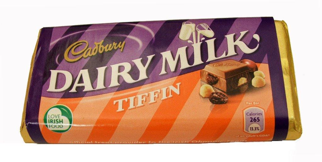 Cadbury Milk Chocolate Tiffin Bars (Case of 48)