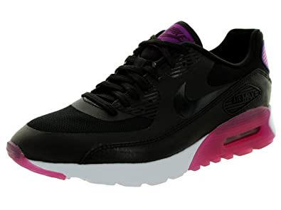 low priced b0473 d27f9 Nike Air Max 90 Ultra Essential Dusk Noir/Noir/Violet/mlbrry Running Shoe  6.5 Us: Amazon.fr: Chaussures et Sacs