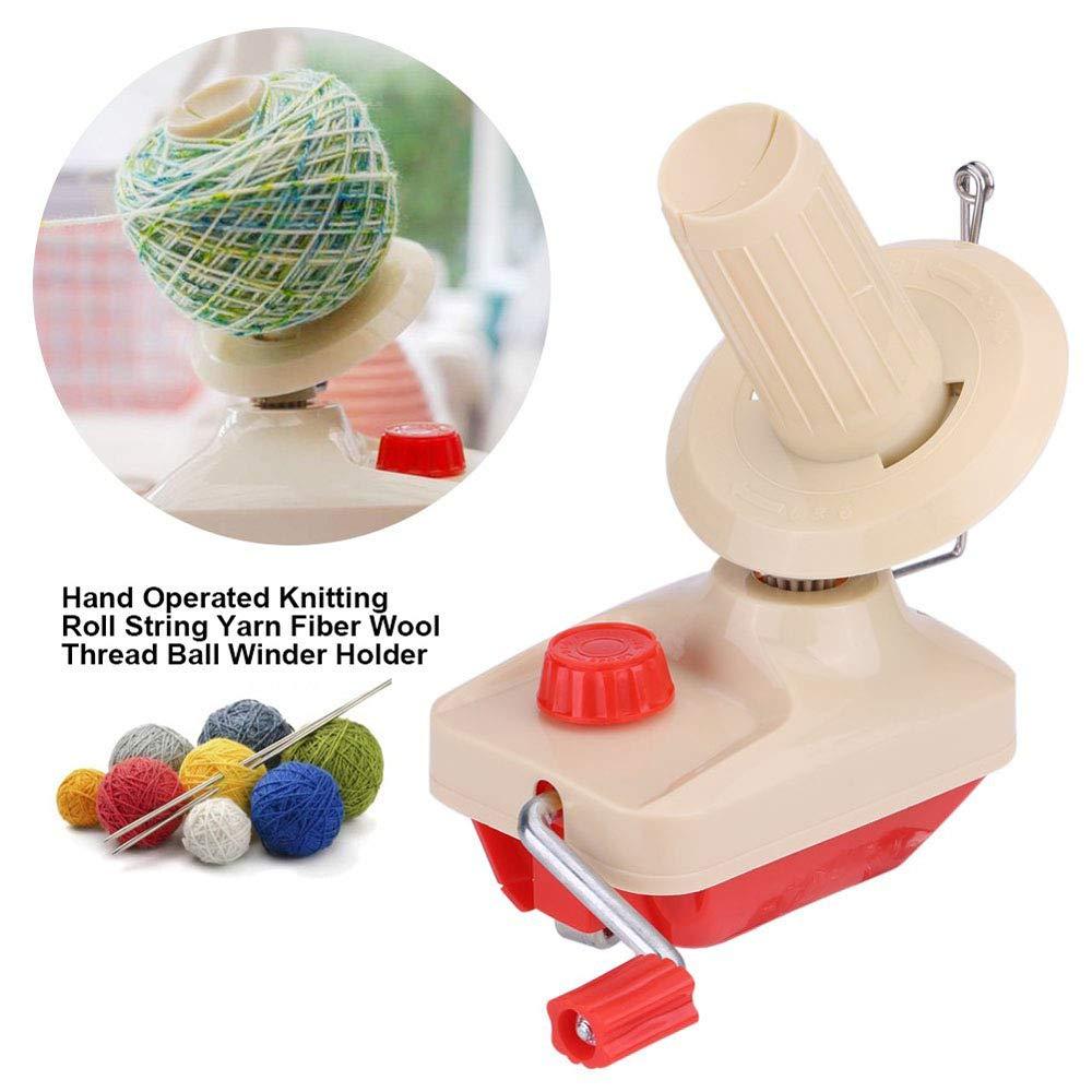 Fast Hand Operated Knitting Organize Knitting Tools Everyfit Yarn Ball Winder