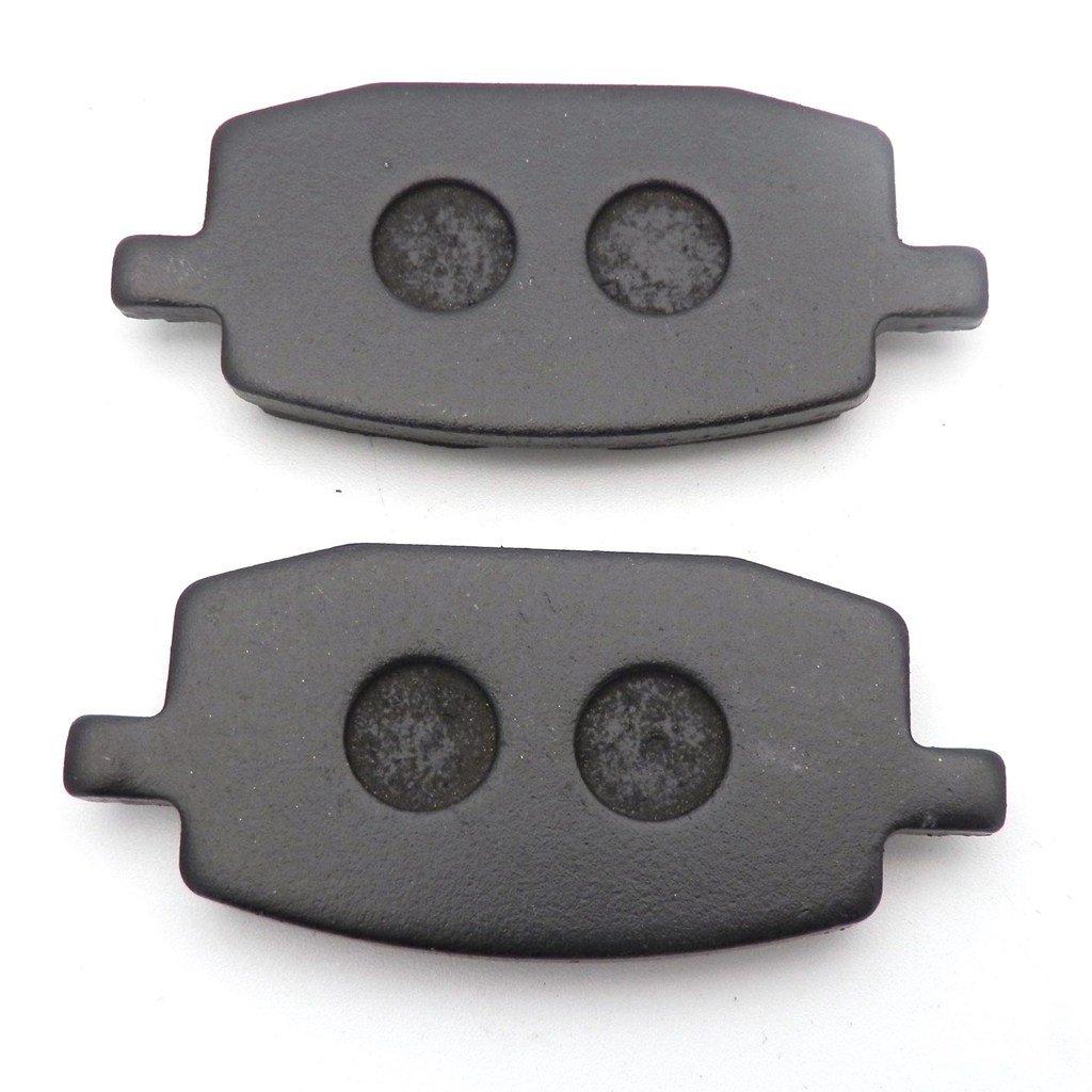 yunshuo pastillas de freno de disco delantero para GY6 49 cc 50 cc Scooter Ciclomotor partes