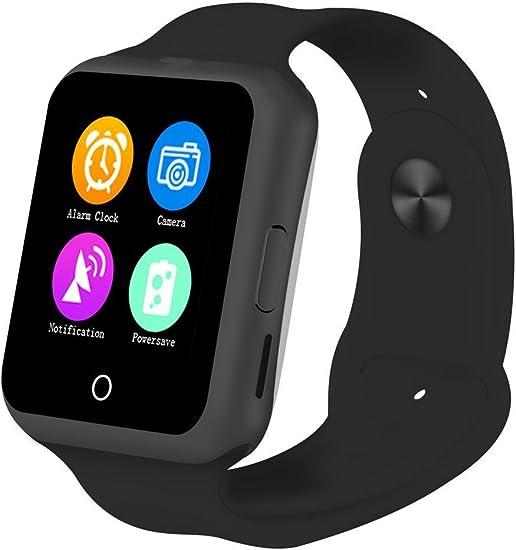 Amazon.com: No.1 Smart Watch D3 Clock Support Micro Sim Card ...