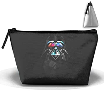 Abstract Facets Star Wars Darth Vader Womens Makeup Organizer Mens Shaving Kit for Travel Accessories,