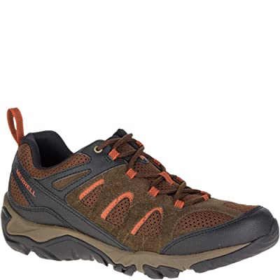 Merrell Outmost Vent Slate Black 7.5 M | Hiking Boots