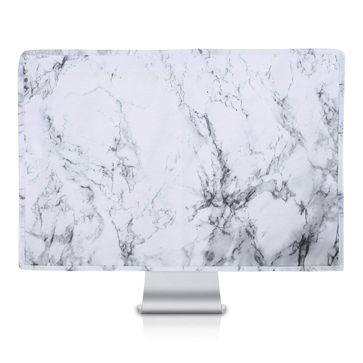 33 MOSISO Monitor Dust Cover 32 35 Inch Anti-Static Polyester LCD//LED//HD Panel Case Screen Dispaly Protective Sleeve Compatible 32-34 Inch iMac 34 PC Space Gray Desktop Computer and TV