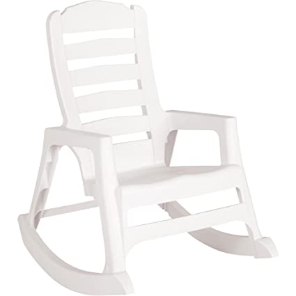 Incredible Adams Mfg Patio Furn 8080 48 3700 Big Easy Rocking Chairs White Forskolin Free Trial Chair Design Images Forskolin Free Trialorg