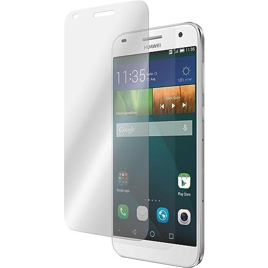 244 opinioni per 2 x Huawei Ascend G7 Pellicola Protettiva Vetro Temperato chiaro- PhoneNatic