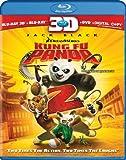 Kung Fu Panda 2 [Blu-ray 3D + Blu-ray + DVD + Digital Copy] (Bilingual)