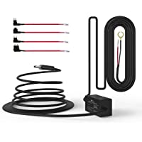 Vantrue N4 11.5ft Type C USB 12V 24V to 5V Dash Cam Hardwire Kit with Mini, ACS, ATO, Micro2 Add a Circuit Fuse Holders…