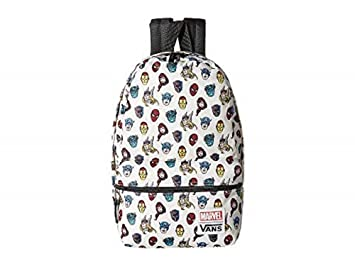 Vans X Marvel Heads Calico Small Backpack