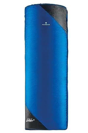 Ferrino SLEEPINGBAG Colibri Saco de Dormir Tiempo Libre y Senderismo Unisex Adulto, Azul (Blue), Talla Única: Amazon.es: Deportes y aire libre