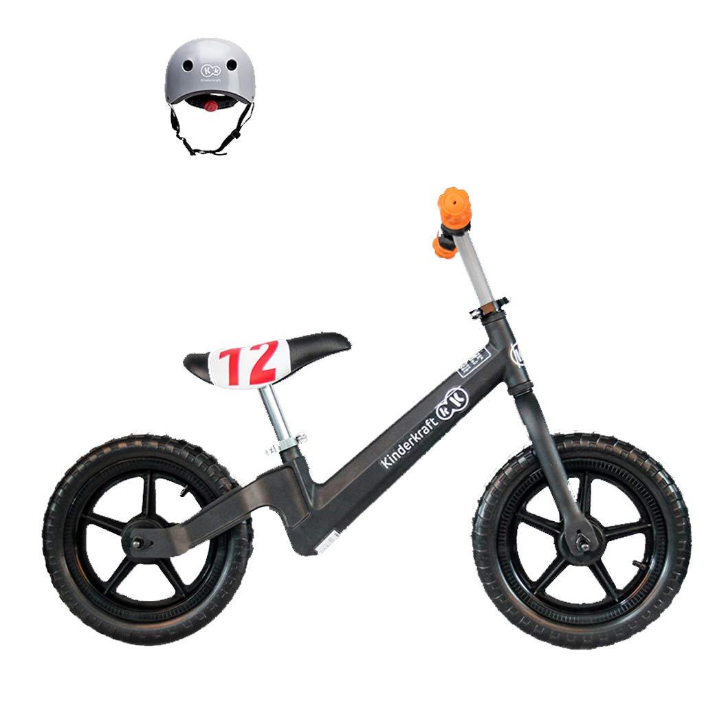 あなたの24ヶ月の児童を訓練するのに完璧です - バランストレーニングのためのクラシックランニングバイク - ( B07FXK942Y Color : Black+helmet Color ) B07FXK942Y, ユウチョウ:d2492ff3 --- mail.tastykhabar.com