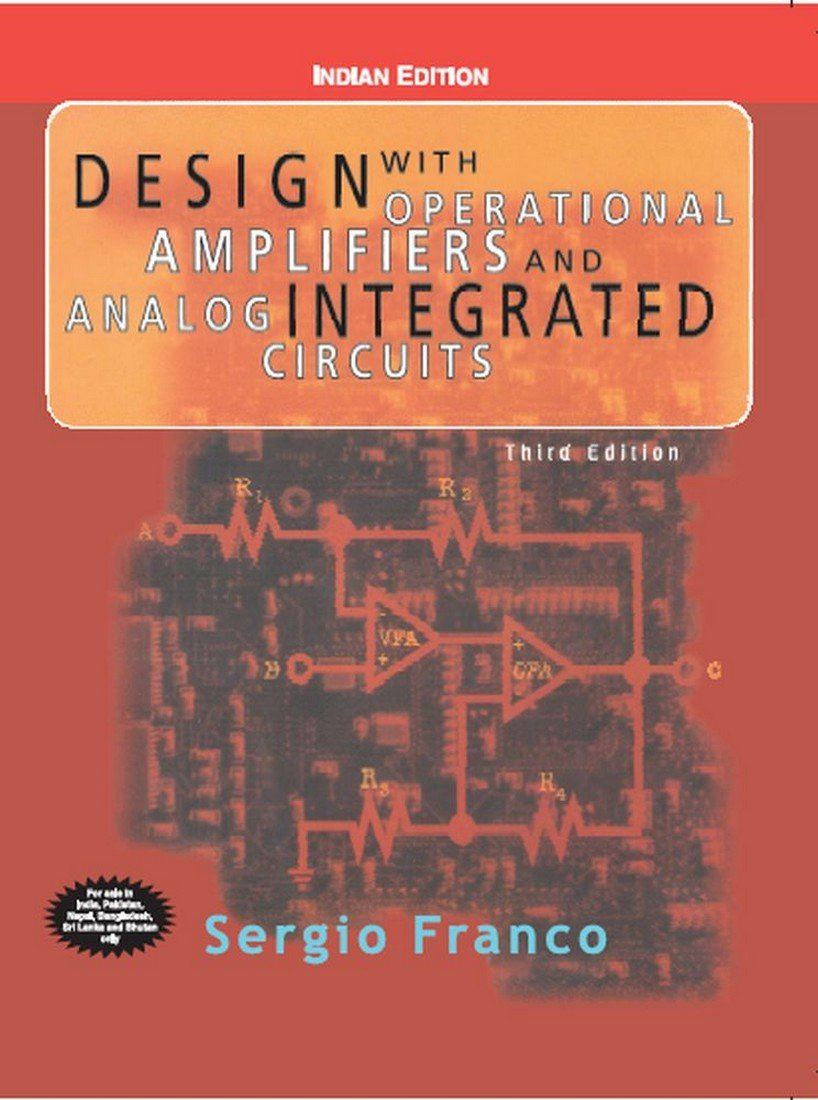 Buy Design With Operational Amplifiers And Analog Integrated Integratedcircuit Differential Amplifier Circuit Diagram Circuits Book Online At Low Prices In India