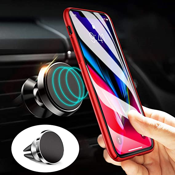 MO-I Cell Phone Holder for Car Mobilephone Dashboard Mount Handsfree for All Smartphones Tablets