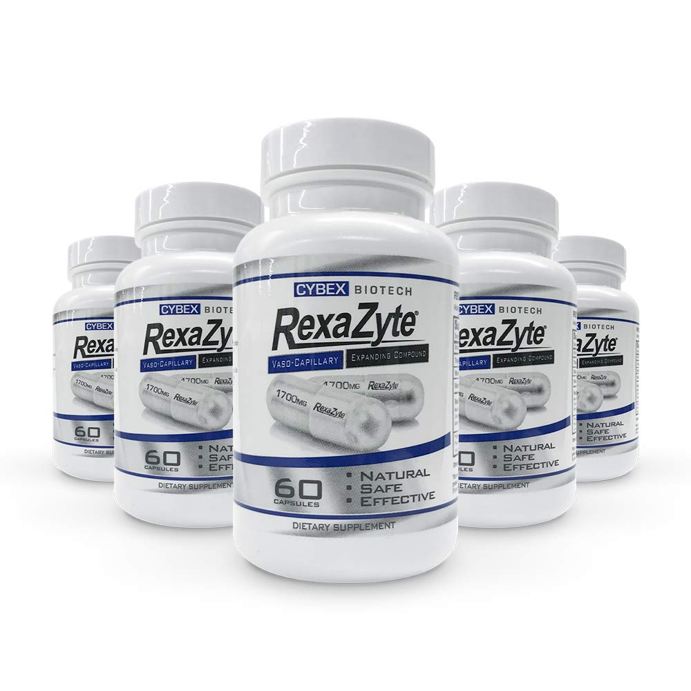 5 Months RexaZyte Male Enhancement Supplement