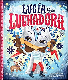 Image result for lucia the luchadora