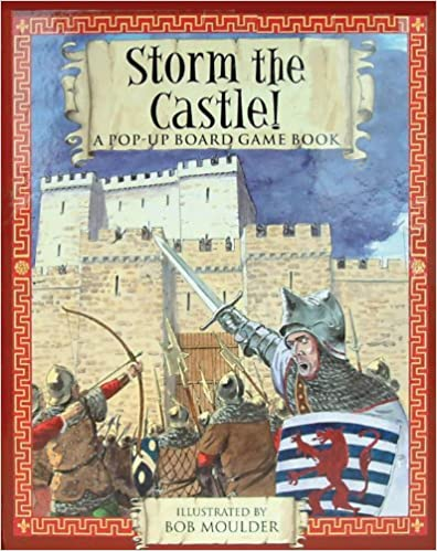 Storm The Castle!: A Pop-up Board Game Book Descargar Epub Gratis