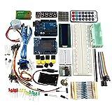 Arduino Uno Kit R3 Learning Board Servo Sensor Lcd 1602 Breadboard Led Module