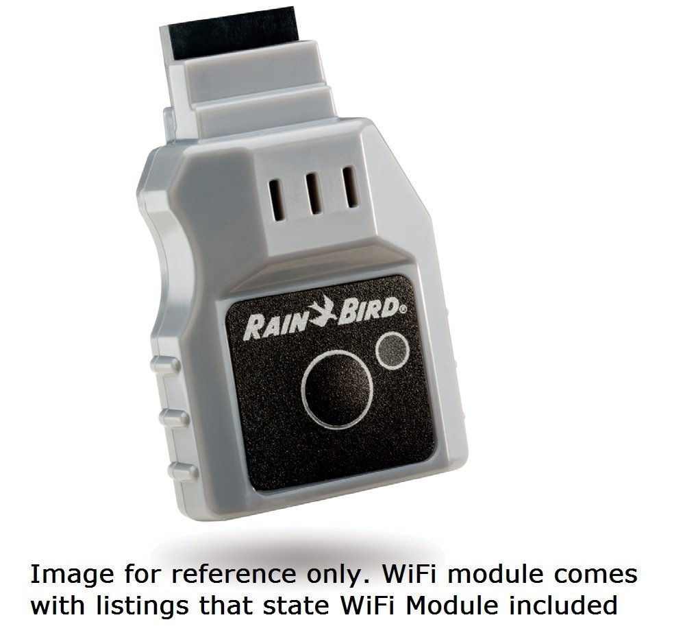 Rain Bird ESP4MEi WiFi Capable Timer- Optional LnkWiFi, ESPSM3, ESPSM6 Modules Available. Plus SprinklerPartsWholesale Flashlight Keychain (Indoor Timer & Expansion Modules- 7 Zones - No Link WiFi) by Rain Bird (Image #2)