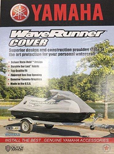 - Yamaha OEM 2005-2009 VX Deluxe/VX Sport Waverunner Cover - MWV-UNIVX-00-19