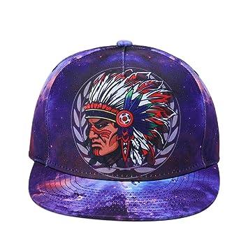 cb6d2717b Starter Hip Hop Style Baseball Cap| Flat Brim Travel 3D Men's and ...