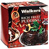 Walkers Plum Pudding - 8 oz