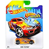 Hot wheels Color Shifter High Voltage DNN09