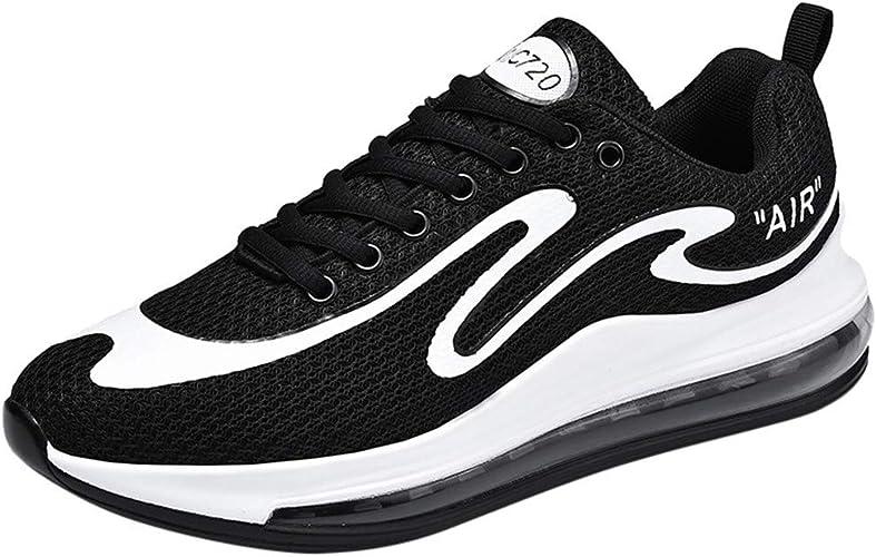 Jodier Zapatillas de Deportes Hombre Mujer Zapatos Deportivos Aire Libre para Correr Calzado Sneakers Gimnasio Casual Calzado Deportivo de Exterior de Hombre Zapatillas de Hombres de Gimnasia: Amazon.es: Zapatos y complementos