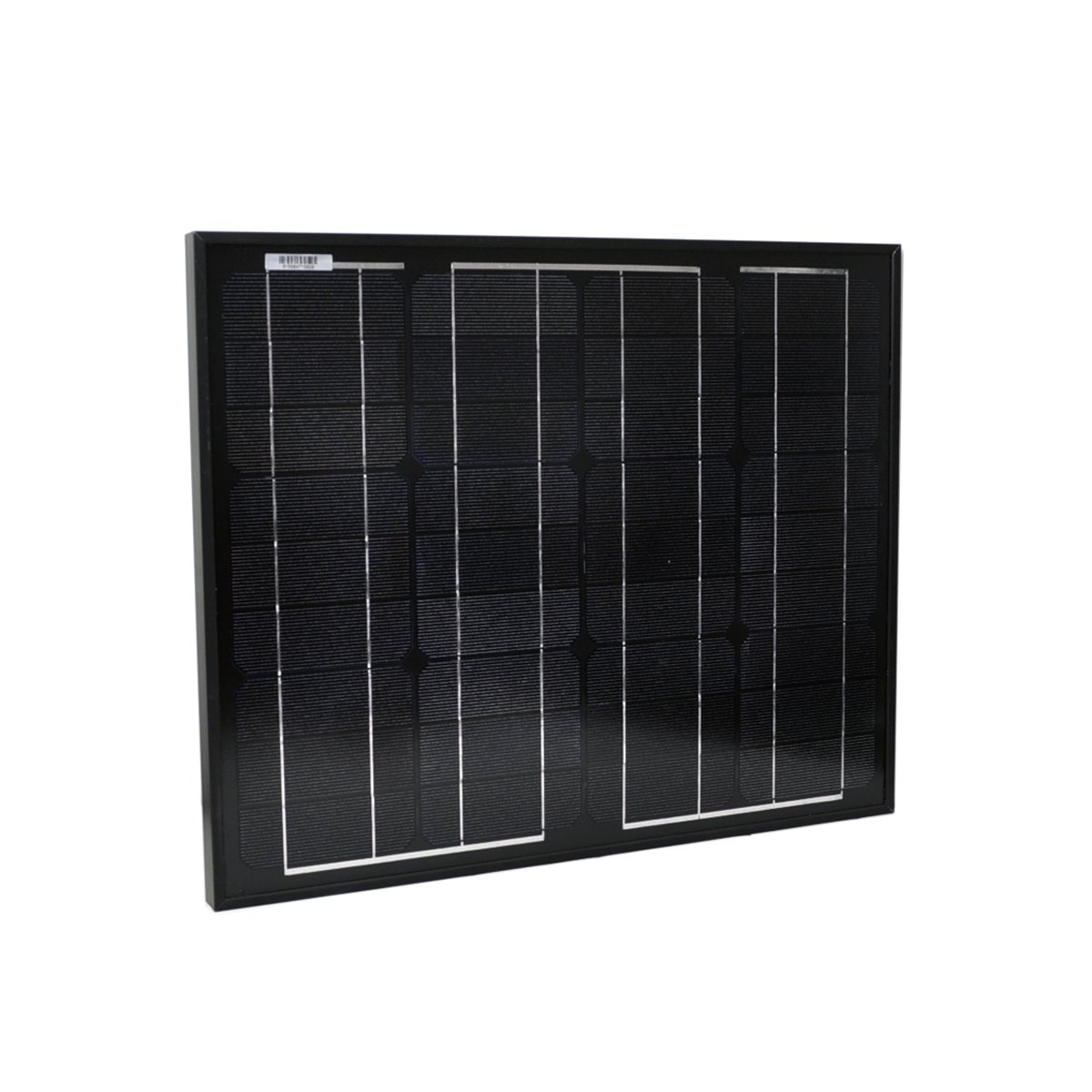 Instapark SP Series Mono-crystalline Photovoltaic PV Solar Panel Charge Controller NOT Included, 30 Watts