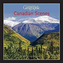 Canadian Geographic Canadian Scenes 2018 7 x 7 Inch Mini Wall Calendar